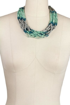 Saachi Multi Strand Statement Necklace - Alternate List Image