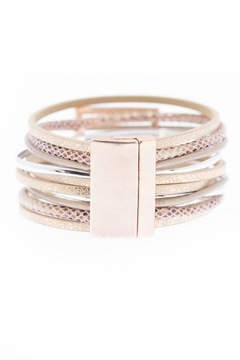 Saachi Squared Bracelet - Alternate List Image