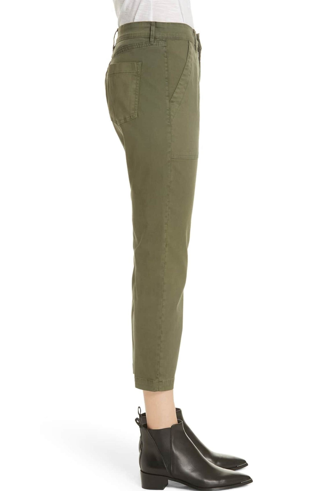 3x1 Sabine Tapered Chino - Side Cropped Image