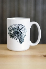 Sable + Company Brain Anatomy Mug - Product Mini Image