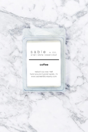 Sable + Company Coffee Waxmelt - Product Mini Image