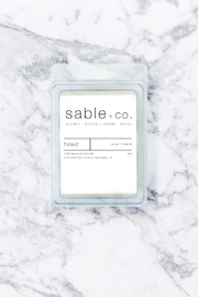 Sable + Company Forest Waxmelt - Product Mini Image