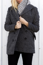 Sable + Company Granite Cowl Scarf - Side cropped
