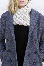 Sable + Company Sandstone Cowl Scarf - Product Mini Image