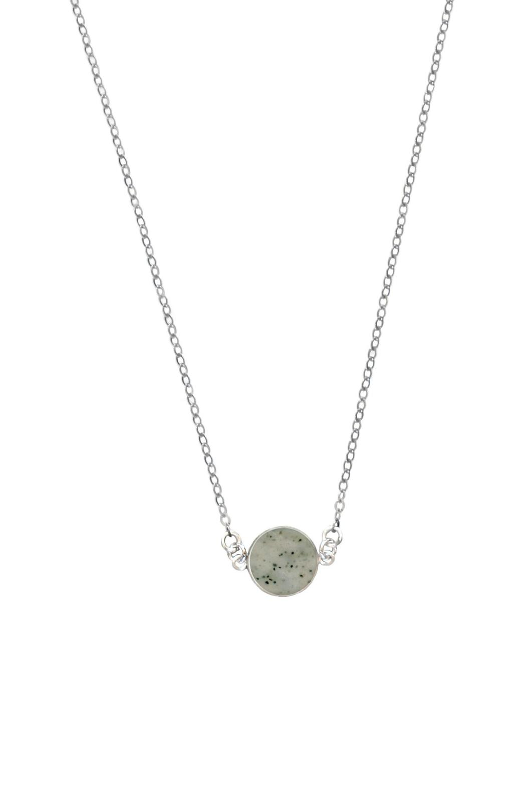 Sable + Company Sandstone Necklace - Main Image