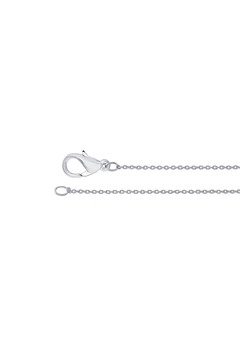 Sable + Company Square Prong Necklace - Alternate List Image
