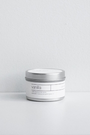 Sable + Company Vanilla Candle - Product Mini Image