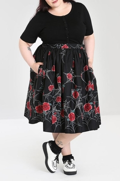 Hell Bunny Sabrina 50's Skirt - Alternate List Image