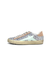 Shu Shop Shoes Sabrina Sequin Sneaker - Front cropped