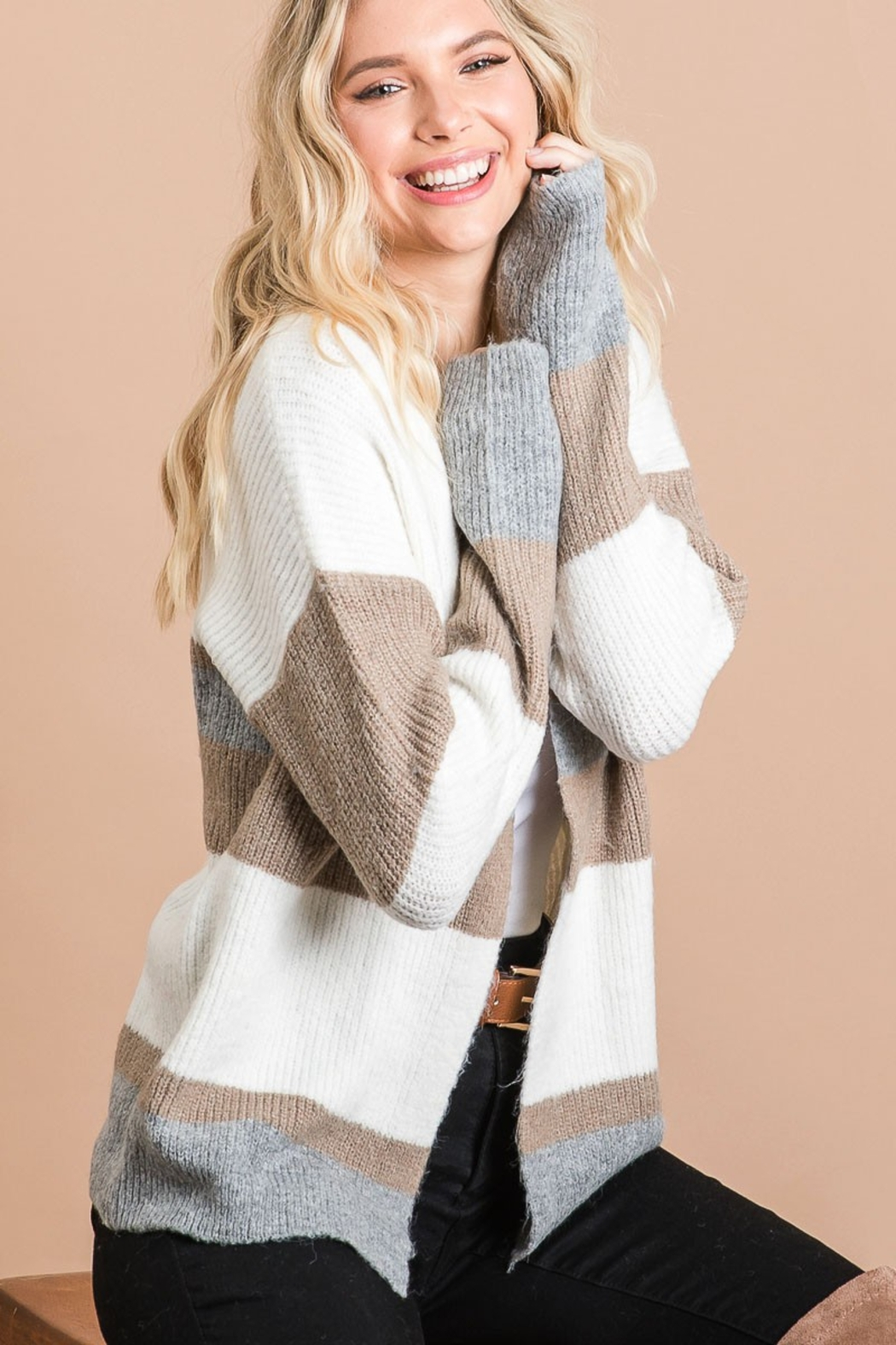 Bibi Sabrina Sweater - Main Image