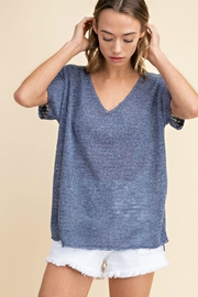 Mittoshop SABRINA SWEATER - Front cropped