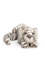 Jellycat Sacha Snow Tiger Really Big - Product Mini Image