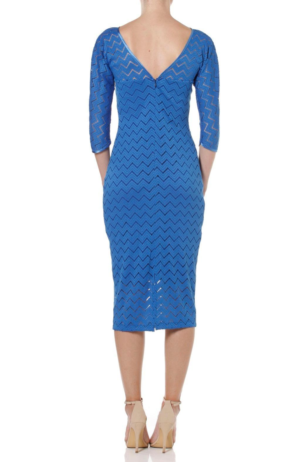 Sacha Drake Fitted Lace Dress from New South Wales by ...