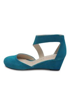 Shoptiques Product: Valentino Suede Wedge