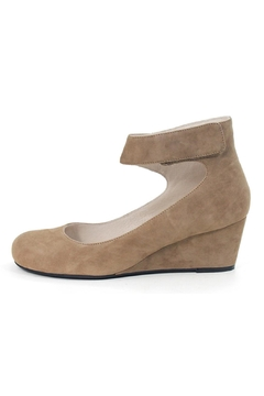 Sacha London Vespa Suede Wedge - Product List Image