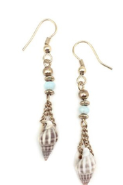 Anju Sachi Shell Earring - Product Mini Image