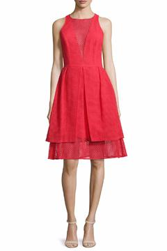 Sachin + Babi Eyelet Sheath Dress - Product List Image