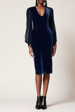 Sachin + Babi Long Sleeve Dress - Alternate List Image