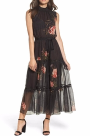 Sachin + Babi Sleeveless Floral Dress - Side cropped