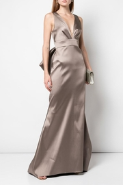 Sachin + Babi V-Neck Penelope Gown - Product Mini Image