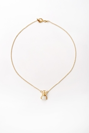 Sacrosanta Giraffe Bettle Moonstone Necklace - Product Mini Image