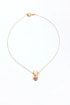 Sacrosanta Lucano Bettle Necklace - Product List Image