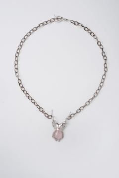 Sacrosanta Lucano Bettle Rose Necklace - Product List Image