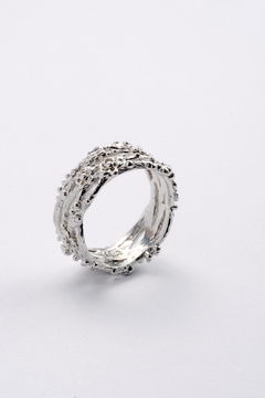 Sacrosanta Flower Ring - Product List Image