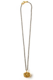 Sacrosanta Queen Crown Necklace - Front full body