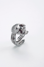 Sacrosanta Rino Bettle Ring - Product Mini Image