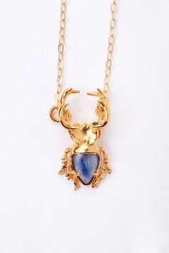 Sacrosanta Beetle Necklace - Product List Image