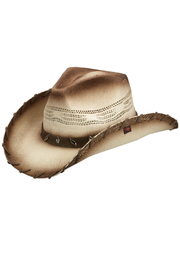 Peter Grimm Saddle Drifter Hat - Front cropped