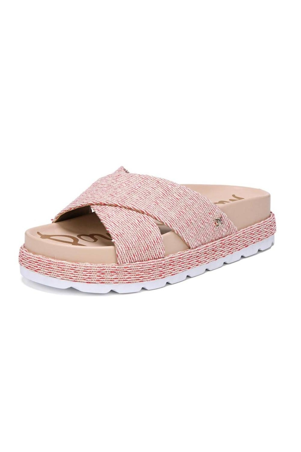 outlet latest collections Sadia Slide Sandal free shipping choice buy cheap 100% guaranteed clearance cheap real clearance store for sale LSSrSVEfk