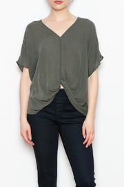 Sadie & Sage Knot Bottom Top - Product Mini Image