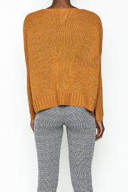 Sadie and Sage Boxy Sweater - Back cropped