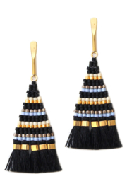 Bluma Project Sadie Earrings - Front cropped