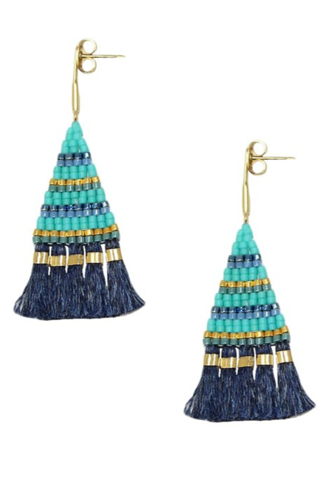 Bluma Project Sadie Earrings - Front Cropped Image