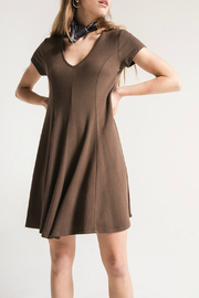 Others Follow  Sadie Fit and Flare Dress - Product Mini Image