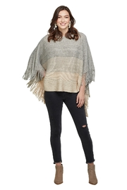 Mud Pie Sadie Poncho - Product Mini Image