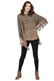 Mud Pie Sadie Poncho - Front cropped