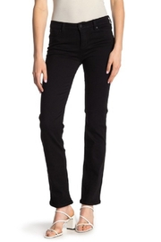 Liverpool Sadie Straight Black Rinse - Front cropped