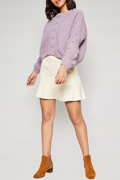 Sadie & Sage Azalea Crop Sweater - Product List Image