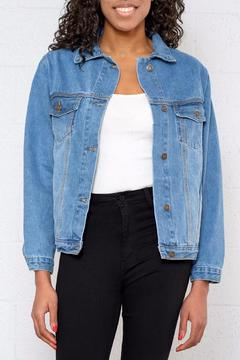 Sadie & Sage Denim Jacket - Product List Image