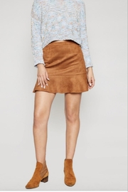 Sadie & Sage Flirty Miniskirt - Product Mini Image
