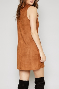 Sadie & Sage Lyla Suede Dress - Alternate List Image