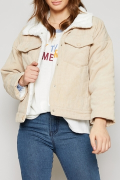 Sadie & Sage Pub Night Cord Jacket - Product List Image