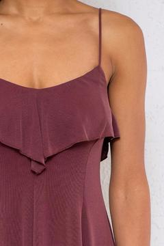 Sadie & Sage Ruffle Cami Dress - Alternate List Image