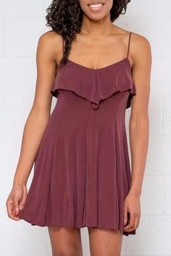 Sadie & Sage Ruffle Cami Dress - Product List Image
