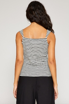 Sadie & Sage Striped Knit Tank - Alternate List Image