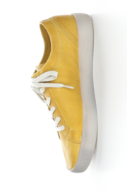 Bos & Co. Sady Leather Sneaker - Front full body